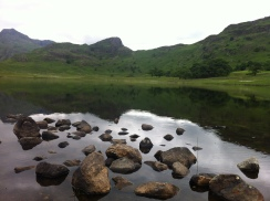 Blea Tarn, Lake District, Libby Page