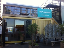 Skip Garden Kings Cross Libby Page
